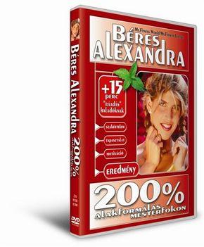 Béres Alexandra aerobic dvd