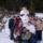 Both Marika képei - Hóember készitése a balánbányai barátokkal