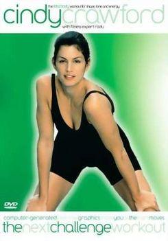 Cindy Crawford fitness dvd