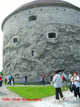 Tallin, Kövér Margo torony