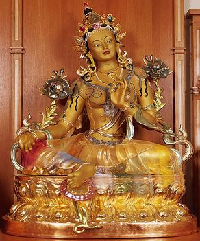 Tara-Statue