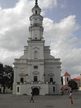 Városháza Vilnius