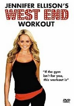 West End workout fitness dvd