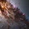 Csillag születik Centaurus A galaxisban