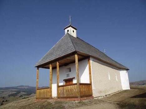Gyergyószentmiklósi Szent Anna kápolna