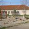 A régi iskola, új díszkert, Kisbodak 2014. március 28-án