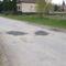 A Maglócai utca kátyúinak javítása 5