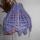 Lámpa búra pillangókkal