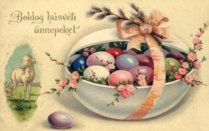 Boldog húsvéti ünnepeket!
