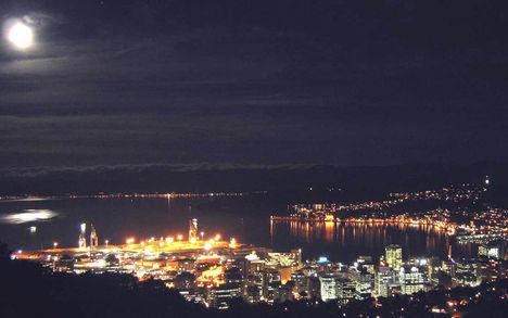 Wellington éjszaka