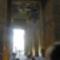 A templom középső része és a bejárata