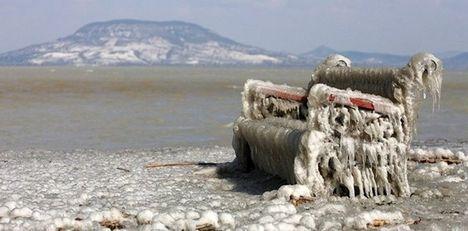 Balatoni jég...képek  11