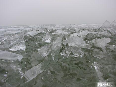Balatoni jég...képek  14