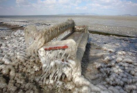 Balatoni jég...képek  17