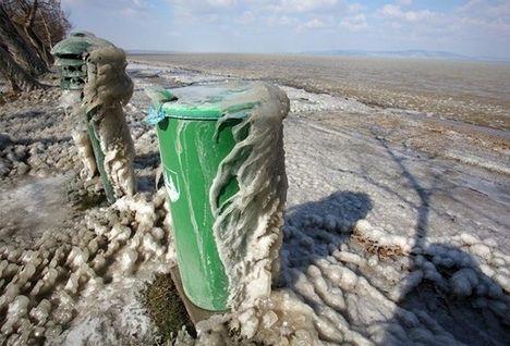 Balatoni jég...képek  1