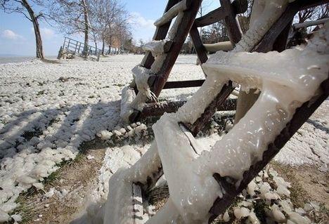 Balatoni jég...képek  20