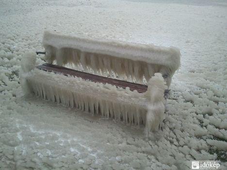 Balatoni jég...képek  21