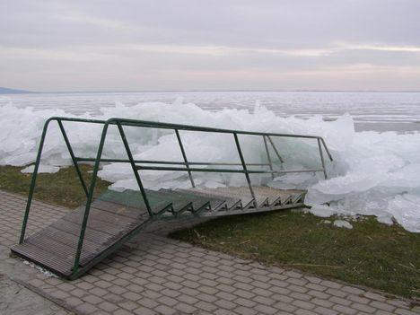 Balatoni jég...képek  5
