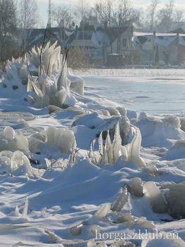Balatoni jég...képek  6