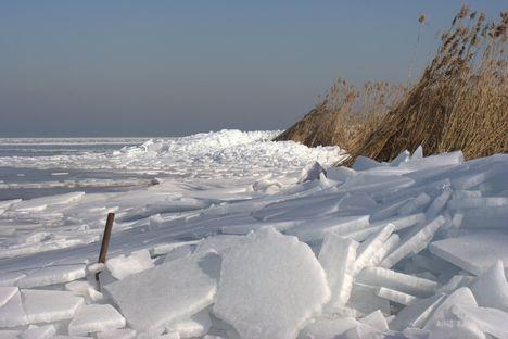 Balatoni jég...képek  7