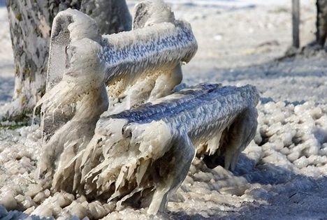 Balatoni jég...képek  8