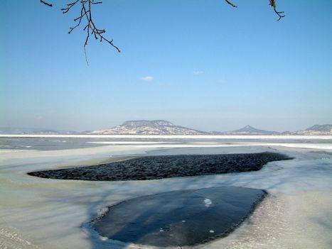 Balatoni jég...képek  9
