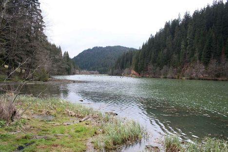 Békás szoros, Gyilkos tó 10