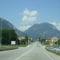 Olasz Osztrák határ közelében az Alpok csúcsai!