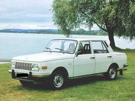 wartburg 353 1966-85