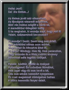 Heltai Jenő: Dal /Az életem.../