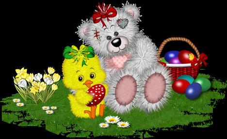 húsvéti macik 3