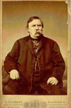 Deák Ferenc - Kozmata Ferenc fényképezte