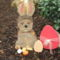 húsvéti díszítésék otthon  12