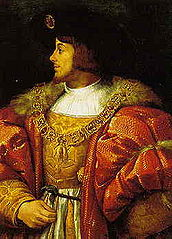 II. Lajos király (festmény)