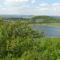 A Belső-tó az Aranyházról