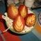 Kisbodaki néphagyomány, tojásfestés hagymahéjjal és büröklevéllel, 2014. április 20.-án