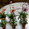 orchidea és gyöngyvirág