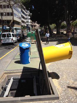 Süllyesztett szelektív hulladékgyűjtők (2)