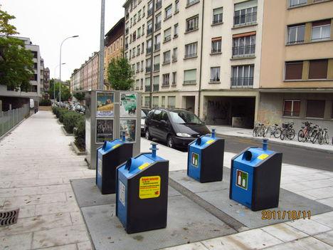 Süllyesztett szelektív hulladékgyűjtők (3)