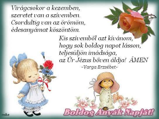 anyák napi idézetek képpel Erdélyi keresztények: Anyák napi köszöntő (kép)