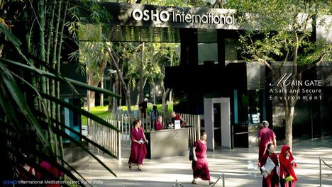 Osho Resort, Pune, India 11