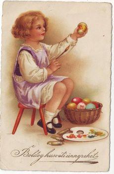 Húsvéti Üdvözlet -  1932