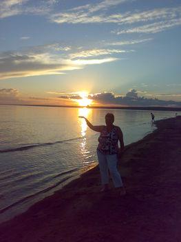 Naplemente a Balti tengeren  2