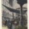 Venice, Rialto Fruit Market, 1872