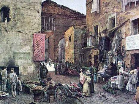 Ettore Roesler Franz_Via Rua_1885