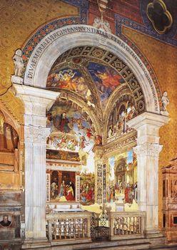 Filippo Lippi_ Carafa kápolna_1488_1490 S.M.sopra Minerva bazilika