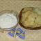 Fűszeres sajtkrém chipsszel 2