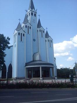 Héviz templom