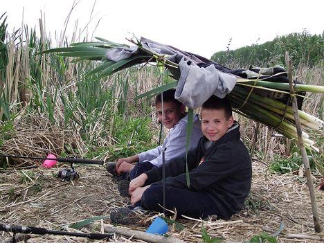 morotvai kis horgászok
