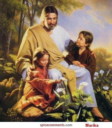 jézus ismer gyerekek